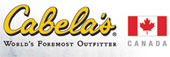 Cabelas / World's Foremost Outfitter.